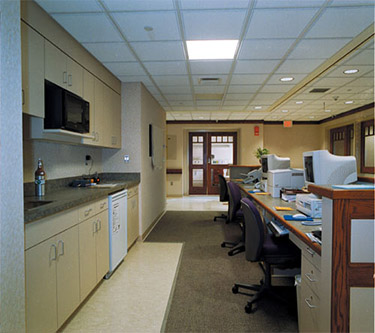 All Walls & Ceilings - Office Spaces