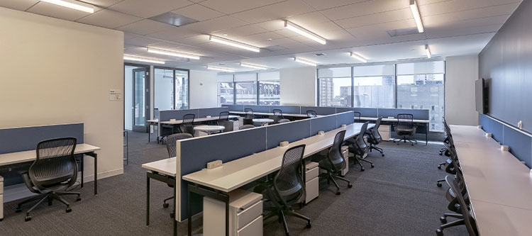 All Walls & Ceilings - Office Work Area Cubicles